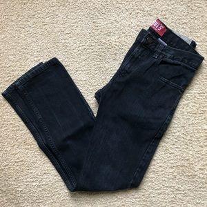 Levi's • boy's black skinny jeans